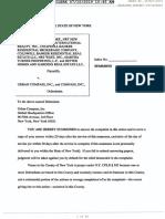Realogy lawsuit against Compass