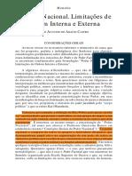 Poder Nacional Araujo Castro
