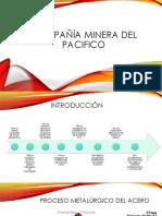 Compañía Minera Del Pacifico