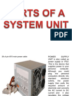 Parts of System Unit (2)