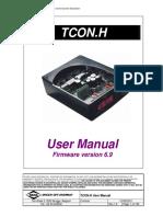 APC200 ECM-ECI Full Flow User manual v1.9