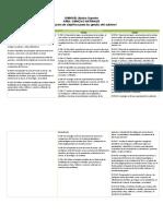 Matriz para elaborar el PCI