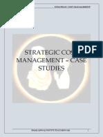 SCM PE Case Studies