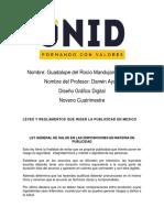 LEYES Y REGLAMENTOS QUE RIGEN LA PUBLICIDAD EN MÉXICO.docx