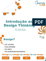 DT010 S1 Introducao Ao Design Thinking