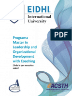 Guia Fundamental Sobre El Coaching - Escuela Internacional EIDHI 2016