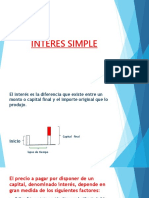 Interes Simple Ppt