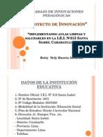 Proyecto de Innovación Pedagógica.2