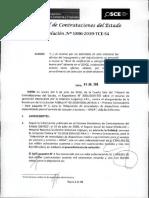 RESOLUCION N°1896-2019-TCE-S4 (RECURSO APELACION)