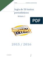 compendio textos Pau para comentario de textos lengua espanola