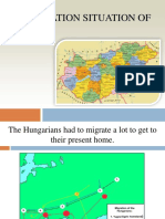 The Migration Situation of Hungary