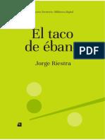Novela de Ristra J.