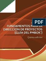 Guía para la Administración de Proyectos