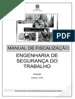 Manual de Fiscalização Engenharia Segurança Do Trabalho