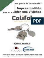 Manual Imprescindible para Vender una Vivienda.- By Califal Inmobiliarias