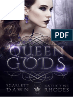 01 Queen of Gods - Vampire Crown # - Scarlett Dawn