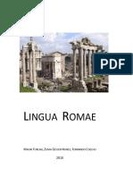 Lingua Romae - Edição Para o Direito (140311)