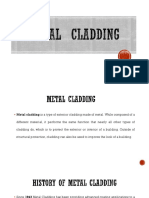 Metal Cladding