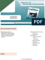 Pres Planeacion Financiera