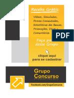 Informática - Fcc Exercício - 2010 e 2011