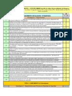 CP221 Checklist_¨Procedimiento loto
