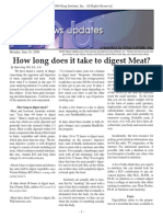 Meat Digest Paper