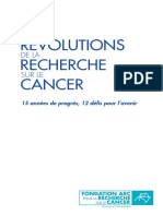 FONDATION ARC Revolutions_rech_cancer_web