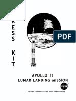 Press Kit Apollo 11