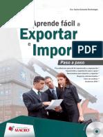 Aprende Fácil a Exportar e Importar