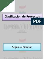 Clasificación de Proyectos (1)