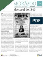 El fraude electoral de 1846