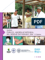 Guia Abordaje Integral Del Dengue PAN-2014