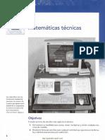 Matematicas Técnicas