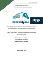 Informe, Proyecto Tacho de Basura Inteligente (Electroall)
