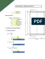 Planilha de Cálculo - Vasos de Pressão