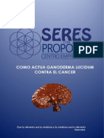 Como Actua El Ganoderma en Cancer