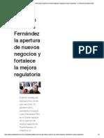 Impulsa gobierno de Laura Fernández la apertura de nuevos negocios y fortalece la mejora regulatoria – La Pancarta de Quintana Roo