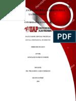 Monografía Derecho Penal Incaico