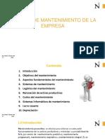 Clase 7_gestion de Mantenimiento de La Empresa