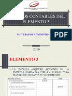 Diapositiva - Elementos Contables Del Elemento 3