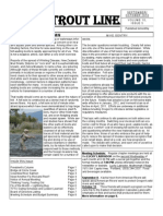 Sep - Oct 2010 Trout Line Newsletter, Tualatin Valley Trout Unlimited