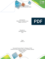 Paso 1 Informar Organizador Gráfico Wilder Gutierrez