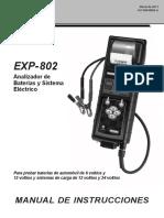midtronics EXP 802