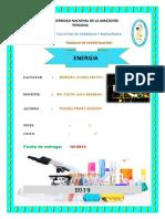 Trabajo de Investigacion de Biofisica Energia 02