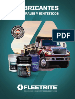 Catalogo Lubricantes 2018 Rev3