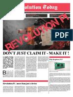Revolution Pi Product Brochure
