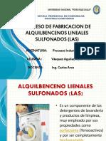 FABRICACION DE LAS