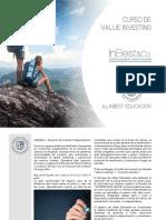 Informacion Ralcurso Valueinvest