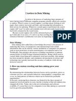 Crawlers in Data Mining 1.pdf
