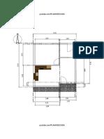 Plano de Casa 5x5 PLANTA